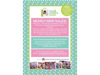 Baby & Childrens Market Nearly New Sale - Cambridge