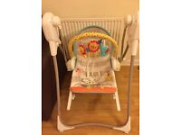 Fisher price 3 in 1. Swing