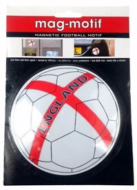 Wholesale Joblot Clearance Stock of MAGNETIC ENGLAND FOOTBALL ONLY 30p Each