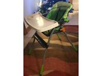 Chicco High Chair !