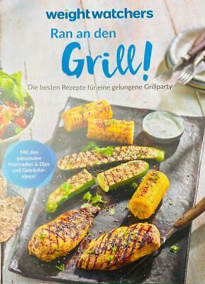 WW Weight Watchers Ran an den Grill! Rezepte Grillen ISBN 9783981902921