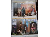 Set of 8 Children's British History Books by John Guy