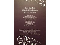 Friendly, experienced mobile hairdresser!