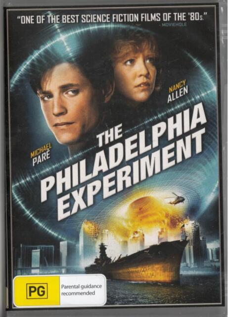 THE PHILADELPHIA EXPERIMENT - NEW & SEALED REGION 4 DVD FREE LOCAL POST
