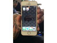 Apple I phone SE rose gold 16 gb