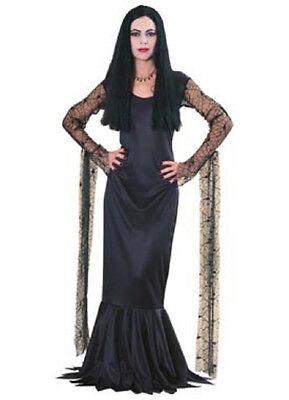 Womens Adult THE ADDAMS FAMILY Deluxe Morticia - The Addams Family Costumes