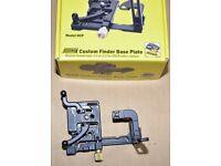 Hoodman DSLR Custom Finder Base Plate