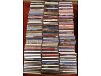 CD Album Job Lot. 800+ cds. All Different. £100 the lot.