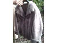 CHARITY SALE : vintage fur coat