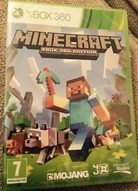 BNIB Minecraft XBox 360 Edition