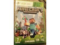 BNIB Minecraft XBox 360 Edition