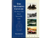 VINTAGE MOTORING BOOKS