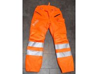 Stihl Chainsaw trousers - Size Large