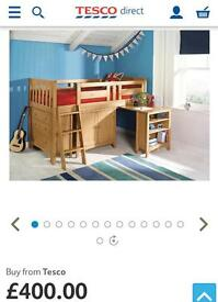 Kids bed...great condition..£170