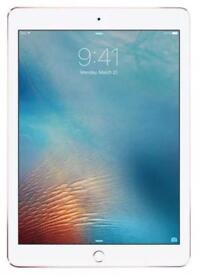 iPad Pro 9.7 256Gb - Rose Gold - Wi-Fi and Cellular - unlocked