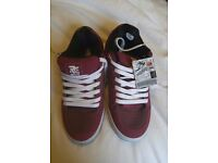 ripcurl skater trainers size 7 brand new with tags