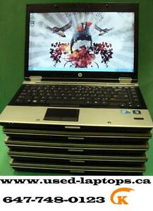 The rugged business laptop hp Elitebook(i5/4G/250GB/Webcam/1G GPU)$199 and UP!