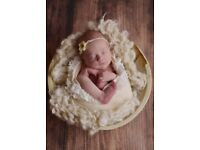 Newborn - Portrait - Maternity - Family Photographer in Clapham