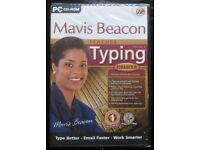 'Mavis Beacon Teaches Typing' Deluxe Edition Version 16 PC CD-ROM (new)
