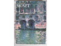 ESSENTIAL MONET, BY VANESSA POTTS. HARDBACK BOOK. FIRST EDITION.