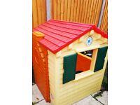 Little tikes children play house garden toy
