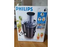 Philips Juicer - Fully working, boxed, clean, as new