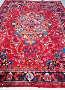 Persian Carpet, Handmade Rug, Wool rug ( Shipping Available)