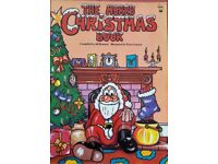 The Merry Christmas Book /books – post or collect