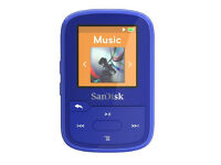 SanDisk Clip Sport Plus 16GB MP3 Player with Bluetooth