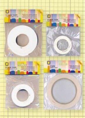 autoadesivo PARAURTI Confezione schiuma nastro/ALLUMINIO SET 8 pezzo.