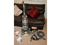 Vax W85-PL-T DUAL POWER PRO ADVANCE CARPET CLEANER/WASHER