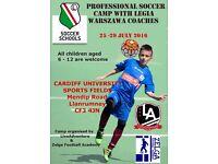 Profesional Summer Football Camp