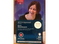 ACCA F9 FINANCIAL MANAGEMENT - BPP STUDY TEXT