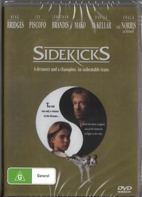 Sidekicks   Chuck Norris    New Dvd Free Local Post
