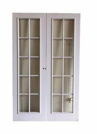 Double Doors- Pre-Painted