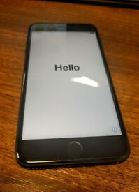 IPHONE 7 PLUS - 128GB black - Mint condition - With accessories