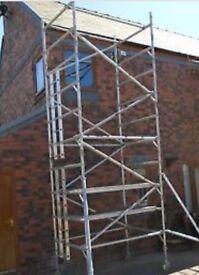 Boss tower scaffold