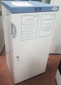 Shoreline SM264 Solid Door Pharmacy Refrigerator, Medical or Lab FRIDGE