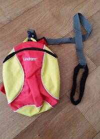 Lindam backpack with reins