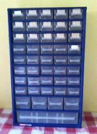 45 & 25 MIXED DRAWER METAL CABINETS INC. SOME DIVIDERS - from £ 19