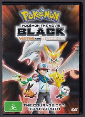Pokemon The Movie Black, Victini and Reshiram - DVD,