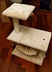 **Reduced** Pets at Home Cat Activity Centre - Hudson Hammock