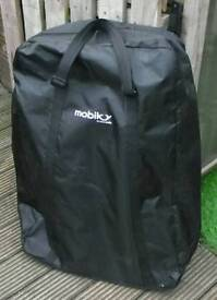 Mobiky cycle - not folding but collapsible.