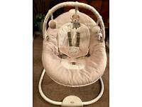 Graco Snuggle Swing Rocker - Benny and Bell