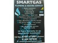 Smartgas Plumbing And Heating