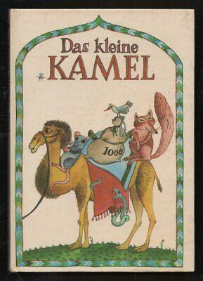 Das kleine Kamel – Werner Lindemann  Bücherfink  DDR Märchen mit Inhaltsangabe ()