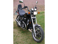 Honda VT500 Shadow