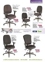 Office Computer Chairs - NEW -- Newfoundland & Labrador
