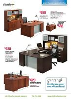 NEW ---- Office Furniture, Office Desks & Chairs, Newfoundland