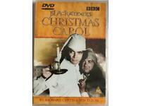 Black Adder's Christmas Carol DVD for sale  Huthwaite, Nottinghamshire